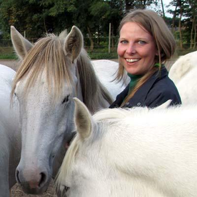 Persönlichkeitstraining mit Pferden bringt Selbstvertrauen und innere Stärke