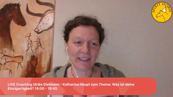 Interview bei Ulrike Dietmann